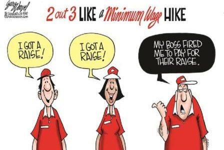 Impact of high minimum wages in Kenya