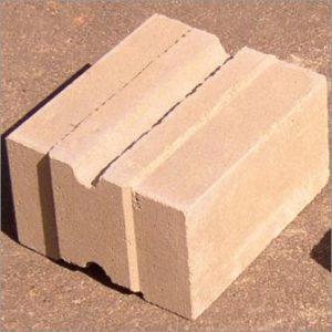 Hydraform interlocking blocks